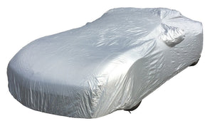 C4 Corvette Select-Fit Car Cover - Silver