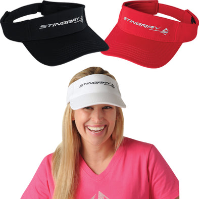 C7 Stingray Ladies Visor - [Corvette Store Online]