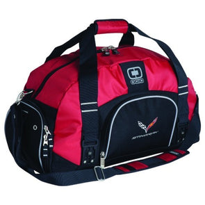 OGIO New Stingray Big Dome Duffel - [Corvette Store Online]