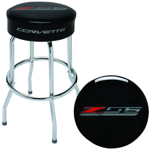 Corvette Z06 Counter Stool - [Corvette Store Online]