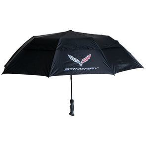 C7 Corvette Stingray Golf Umbrella - [Corvette Store Online]