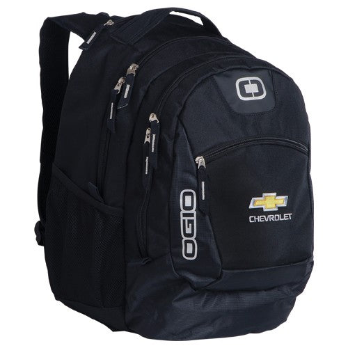 Chevrolet Gold Bowtie OGIO Rogue Backpack - [Corvette Store Online]