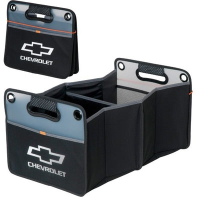 Chevrolet Gold Bowtie Large Cargo Box - [Corvette Store Online]