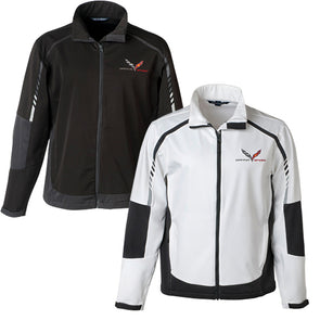 C7 Corvette Grand Sport Embark Soft Shell Jacket - [Corvette Store Online]