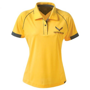 C7 Corvette Racing Ladies Polo - [Corvette Store Online]