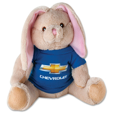 Chevrolet Bunny Plush Toy - [Corvette Store Online]