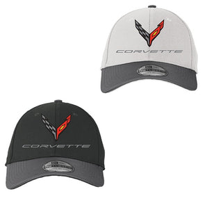Corvette Next Generation FlexFit Cap - [Corvette Store Online]