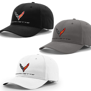 Corvette Next Generation StayDri Performance Cap - [Corvette Store Online]