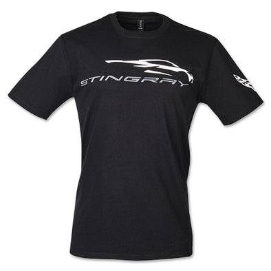 Corvette Next Generation Stingray Men's Gesture Tee - [Corvette Store Online]