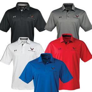 Corvette Next Generation Under Armour Tech Polo