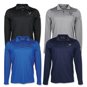 Corvette Next Generation Under Armour Qualifier ¼ Zip Pullover