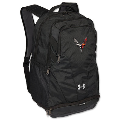 C8 Corvette 2020 Under Armour® Hustle Backpack