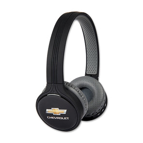 Chevrolet Gold Bowtie Wireless Headphones