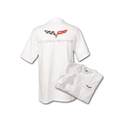 C6 Corvette Screenprint T-Shirt - [Corvette Store Online]
