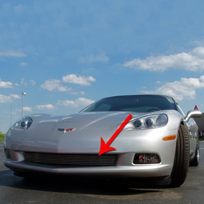 C6 Corvette | Billet Grille | High Polished | 2005-2013 - [Corvette Store Online]