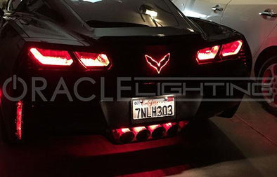 Chevy Corvette C7 Illuminated Emblem - [Corvette Store Online]