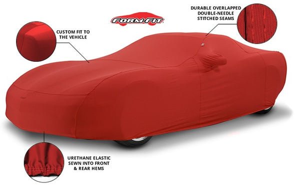 Corvette Covercraft Form-Fit Indoor Car Cover - [Corvette Store Online]