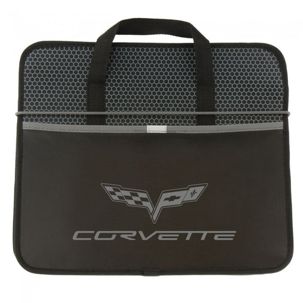 C6 Corvette Trunk Caddy | Black - [Corvette Store Online]