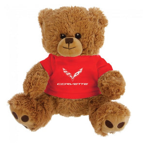 Corvette Teddy Bear - [Corvette Store Online]