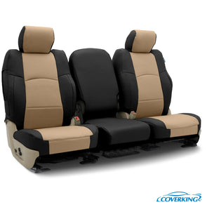 Corvette Coverking Premium Leatherette Seat Covers