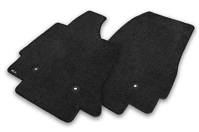 Corvette Logo Floor & Cargo Mats | Carpet | Rubber | All Colors