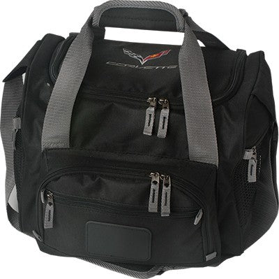 C7 Corvette Cooler Bag | Black or Gray - [Corvette Store Online]