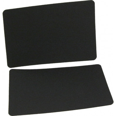 C6 Corvette Sunvisor Label Covers, 2005-2013 - [Corvette Store Online]