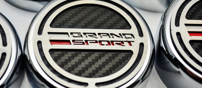 C7 Corvette | Grand Sport | Fluid Cap Cover Set - [Corvette Store Online]