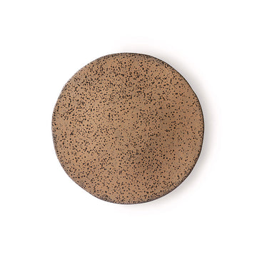 Gradient Ceramics Side Plate Taupe