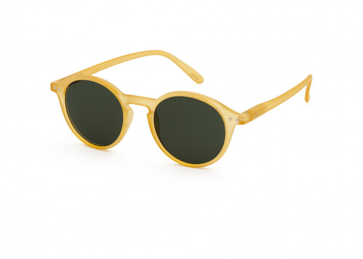 #D Sunglasses - Yellow Honey