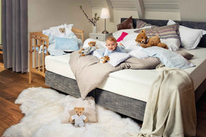 Steiff - Sleep well bear comforter