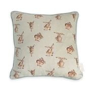 Wrendale 'Bright Eyes' cushion