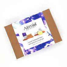 Airmid - Lavender Soap & Lotion Set