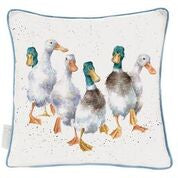 Quackers' large cushion