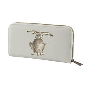 Wrendale ''Hare-Brained' Large Purse