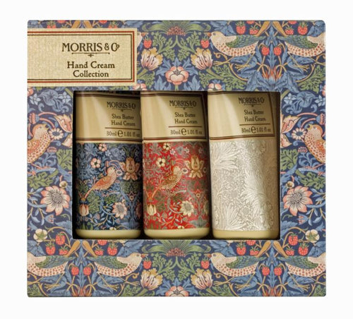 Morris & Co Strawberry Thief Hand Cream Collection