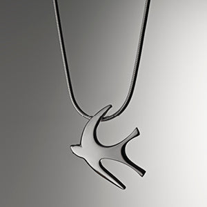 Declan Killen - Single Swallow Pendant