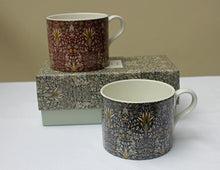 Load image into Gallery viewer, The Original Morris & Co Mugs Snakeshead Set of 2 Mugs (Spode)