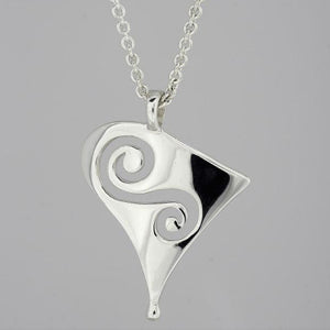 Declan Killen - The 'Sun spiral' Pendant