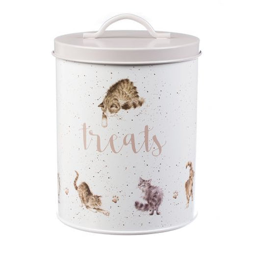 Wrendale Cat Treat Tin