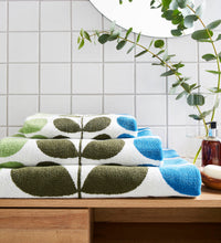 Load image into Gallery viewer, Orla Kiely -  Trio Stem Riviera Towels (New Season SS21)