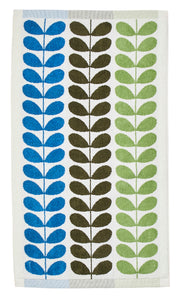 Orla Kiely -  Trio Stem Riviera Towels (New Season SS21)