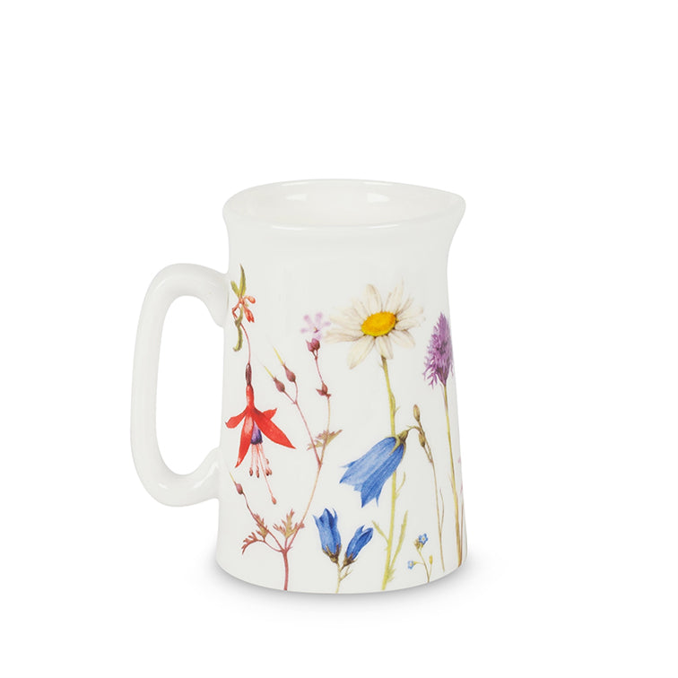 Holly Somerville - Atlantic Flora Jug