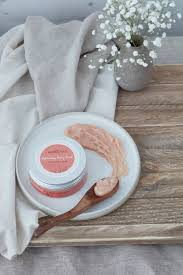 Dublin Herbalists - Exfoliating Body Scrub - With Pink Himalayan Sea Salt