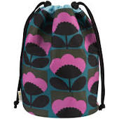 Orla Kiely Spring Bloom Barrel Bag