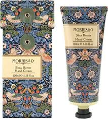 Morris & Co Strawberry Thief Hand Cream 100ml