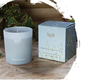 Herb Dublin - Atlantic Seasalt Candle