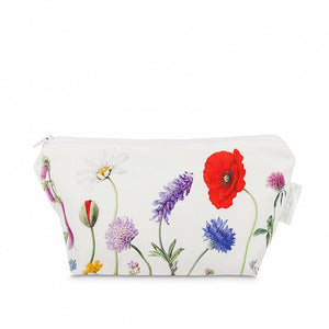 Holly Somerville - Fullbloom make-up bag