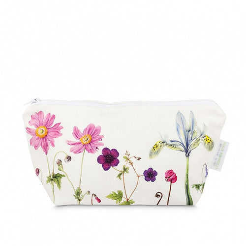 Holly Somerville - Garden make-up bag