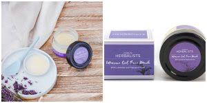 Dublin Herbalists - Intensive Gel Face Mask - With Lavender & Vitamin E